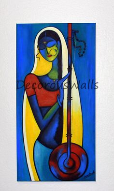 Lonely Lady by DecorousWalls on Etsy