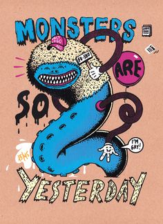 Monsters Are So Yesterday : Uglylogo