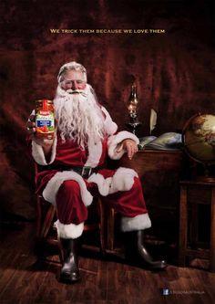 Leggo's Australia: Santa