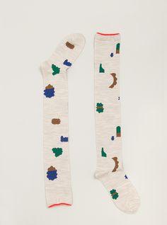 // Socks by Mina Perhonen
