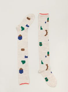 // Socks by Mina Perhonen