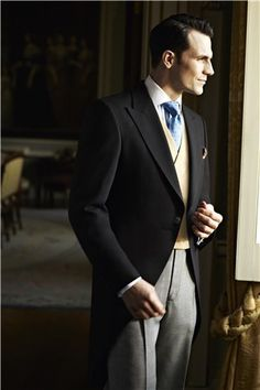 Eve & Ravenscroft mens suits