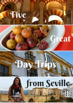 The Five Best Day Trips from Seville