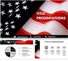 United States Flag PowerPoint templates