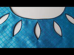 Chudithar Neck Designs, Neck Designs For Suits, Neckline Designs, Sleeves Designs For Dresses, Blouse Neck Designs, Simple Blouse Designs, Kurta Neck Design, Oval Shape, Boat Neck