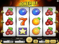 Habe Spaß bei unseren Neusten absolut kostenlos Automat Joker 81 - http://freeslots77.com/de/kostenlose-online-spielautomat-joker-81/