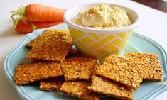 7 Flackers (Flax Crackers) Recipes You're Going to Love