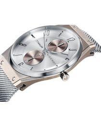reloj junghans mujer de titanio corte ingles