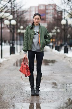 Are Bomber Jackets In Style - JacketIn