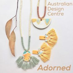 I'm so excited to be having my very first market stall at the 'Adorned' makers market to be hosted by the Australian Design Centre - February 25th. Held in conjunction with the @chiliphilly  exhibition, this market will host some of my favourite creative designers. So in the lead up to Sydney's Mardi Gras, come and say hi, check out the exhibition, and get adorned! Head to the @australiandesigncentre website for details!