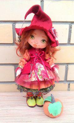 Текстильные куклы. Sachenko Svetlana