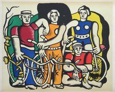 Gif Sur Yvette, Modern Art, Contemporary Art, Bicycle Art, Ad Art, Art For Art Sake, Classical Art, French Artists, Artist Art