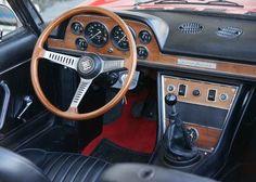Fiat Dino Spider 2400.