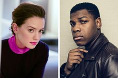 In New 'Star Wars,' Daisy Ridley and John Boyega Brace for Galactic Fame - The New York Times