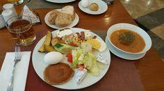 Breakfast Buffet at Gonen Hotel Istanbul