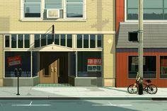 Rebecca Mock Animated Illustrations