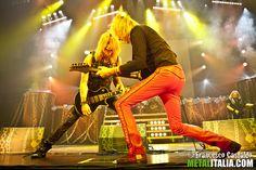 Epic Firetruck's Judas Priest ~ Francesco Castaldo Photography for Metalitalia.com ~
