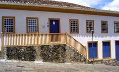 Museu do Diamante - Diamantina, Minas Gerais