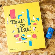 That's My Hat! Pop-up Book - Books - Berylune
