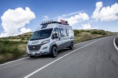 9 Awesome Expedition Vehicles You Need To See! - Awesome Stuff 365 Ducato Camper, Fiat Ducato, Van Conversion Interior, Camper Van Conversion Diy, Expedition Vehicles For Sale, Rv Vehicle, Best Campervan, Caterpillar Engines, Suzuki Cafe Racer