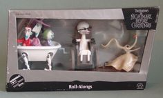 This set features Zero, LSB, and Evil Scientist. A Suncoast Exclusive circa the mid 1990's.