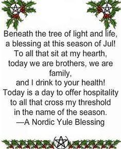 Nordic Yule