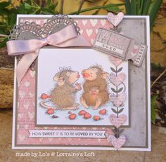 House-Mouse & Friends Monday Challenge: New Year, New Challenge for #HMFMC161
