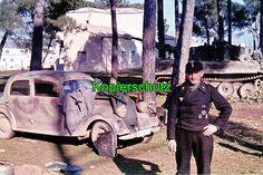 Italien 1944: Feldwebel der Schweren Panzer-Abteilung 508 R02201 in Sammeln & Seltenes, Militaria, 1918-1945 | eBay