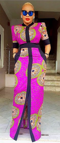 Check these out african fashion outfits 36842 African Dresses For Women, African Print Dresses, African Attire, African Fashion Dresses, African Wear, African Women, Fashion Outfits, African Prints, African Dress Styles
