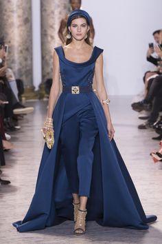 Défilé Elie Saab Printemps-été 2017 Haute couture | Le Figaro Madame