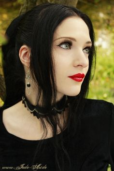 It_is_the_Goth :: Gothic beauty image by LadyShenna - Photobucket