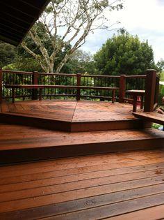 La lluvia, no será problema. Deck Solutions Costa Rica