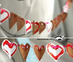 HEART PRINTS and 8 Ways to Use Them