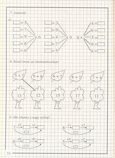 művelet-műveletre_1 - Kiss Virág - Picasa Web Albums Math 2, Alphabet Worksheets, Projects To Try, Archive, Diagram, Bullet Journal, Album, Teaching, Model
