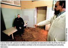 Bulletin of the World Health Organization - Tough measures in Russian prisons slow spread of TB - chevron floors ew