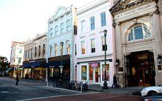Charleston, South Carolina - Weekend Getaway - Travel & Leisure Magazine - travelandleisure.com