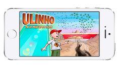 Livro Digital do Ulinho na AppleStore e PlayStore