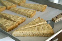 Hazelnut Shortbread With Bite