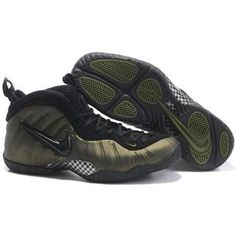 buy online 07914 330bc Nike Air Foamposite Pro Dark Pine Green Cheap Nike Air Max, Nike Air Max  Mens