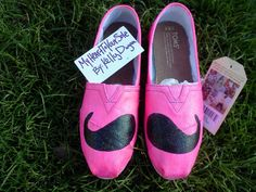Price includes shoes  One Mustache Shoes by MyHeartToYourSole, $75.00