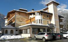 Hotel Cristina, Pinzolo, Trentino, Italy...perfect small hotel in a perfect alpine village