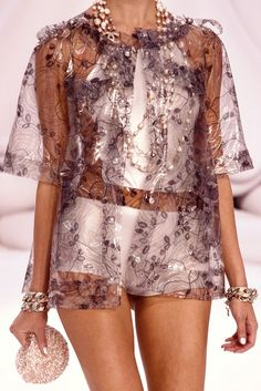 Chanel Ready To Wear Spring/Summer 2012