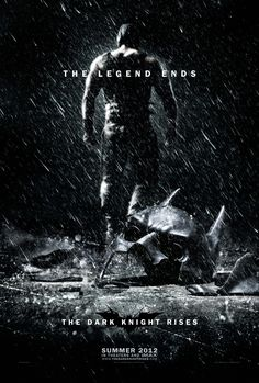 Movie Poster - The Dark Knight Rises
