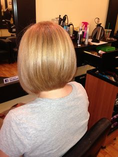 Coarse hair bob (lori Thompson)