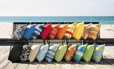 The How to Decorate Team has received quite a few inquiries on the care of Sunbrella fabric. Our customers are now using Sunbrella fabric...