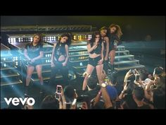 Fifth Harmony - Work from Home (Live on the Honda Stage at the iHeartRadio Theater LA) - YouTube