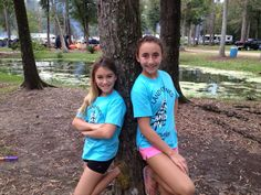 A great pic sent to us from one of our campers at Land-O-Pines Campground.