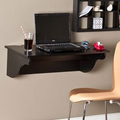 Shop for Harper Blvd Canterbury Black Wall Mount Desk Ledge. Get free shipping at Overstock.com - Your Online Furniture Outlet Store! Get 5% in rewards with Club O!