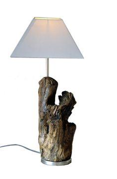 Design Tischleuchte  I M P R E S S I O N von Driftwoods13 auf Etsy