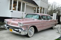 1958 Cadillac Fleetwood 75 Limousine Maintenance/restoration of old/vintage vehicles: the material for new cogs/casters/gears/pads could be cast polyamide which I (Cast polyamide) can produce. My contact: tatjana.alic@windowslive.com